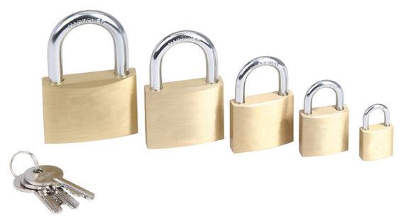 Brass Padlocks with keys