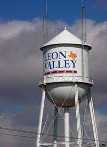 Leon Valley Water Tower