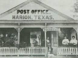 Marion Post Office
