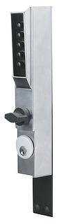 Simplex Narrow Stile Lock