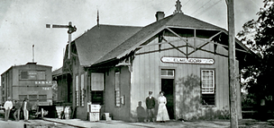 Historic Elmendorf store