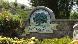 Fair Oaks Ranch crest