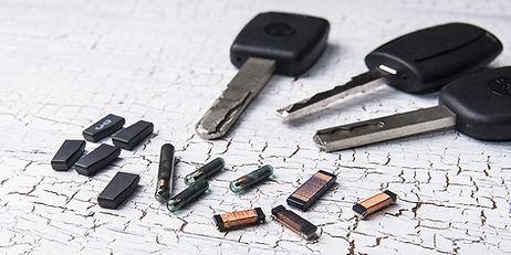 Transponder Chips & Keys