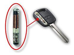 Ford Transponder key