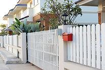 White Fence