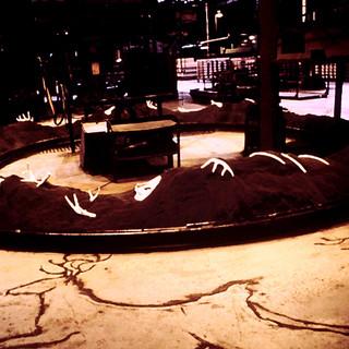 Carrousel Archeology.