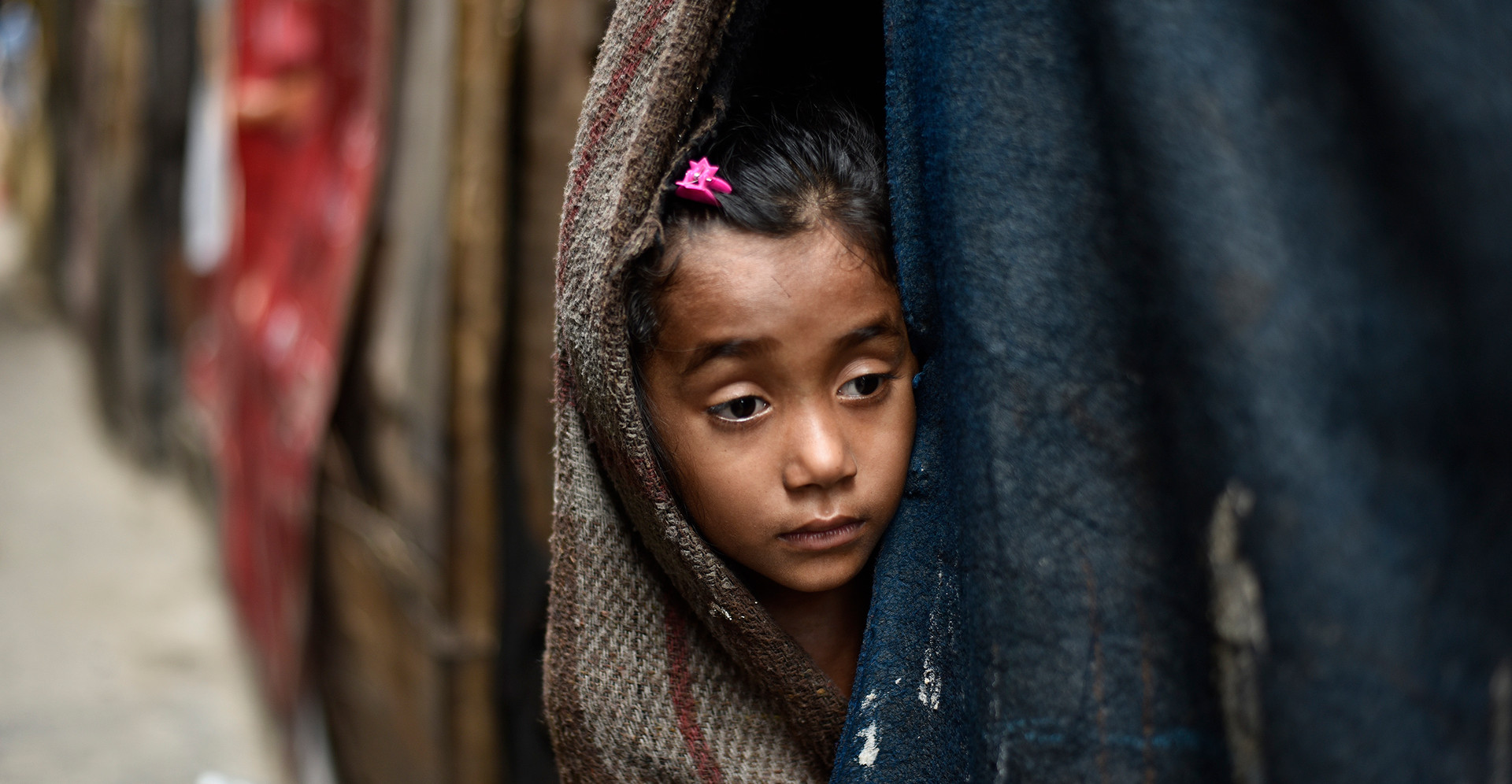 Rohingya Refugee - Delhi