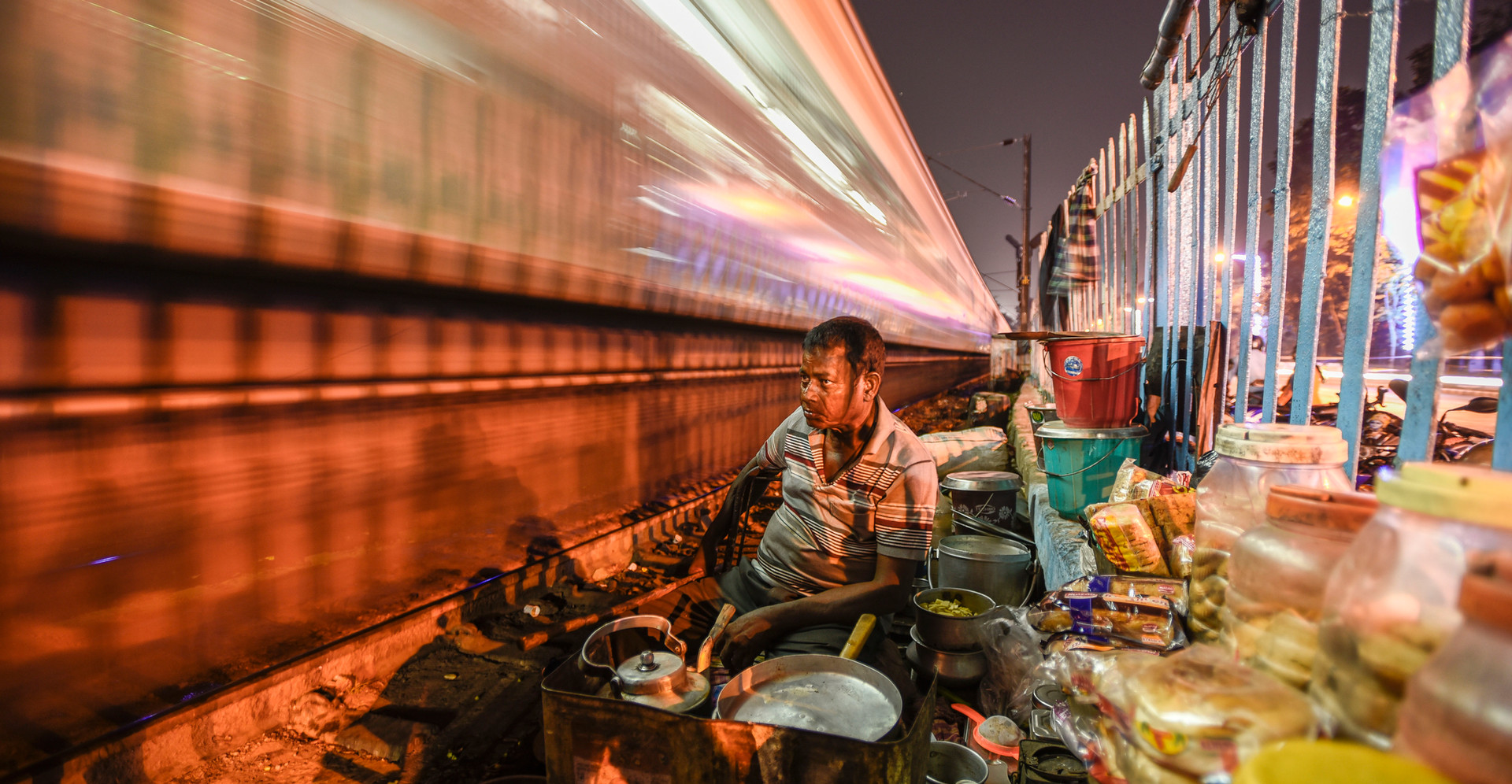 Daily Life - Kolkata