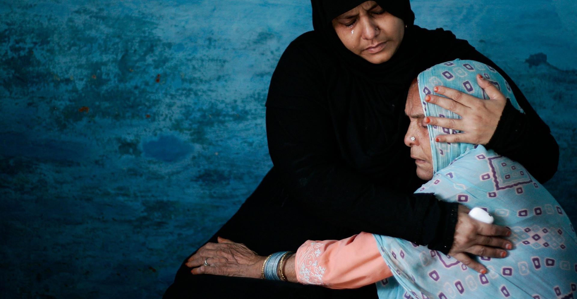 Mourning - Dadri, Uttar Pradesh