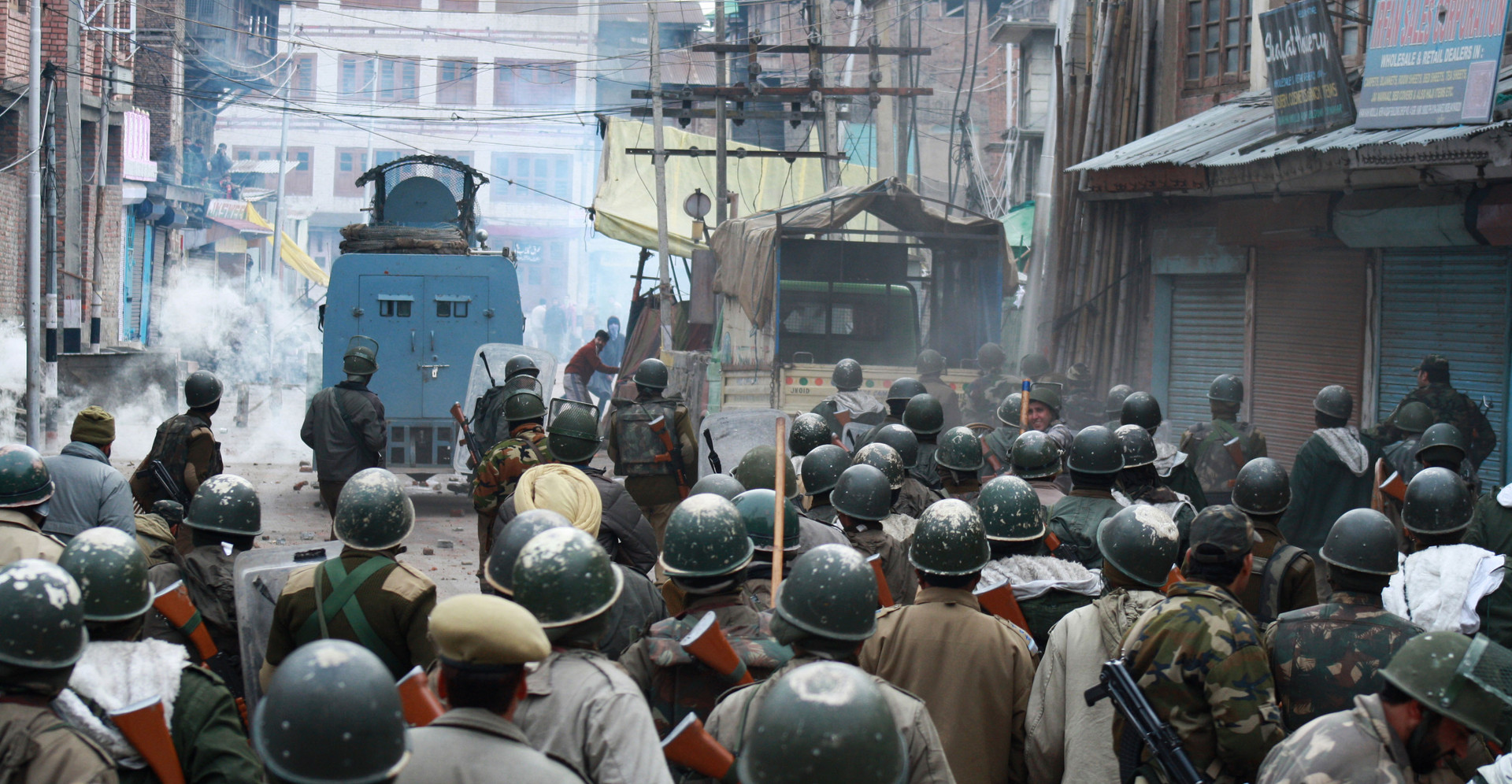 Protest - Kashmir