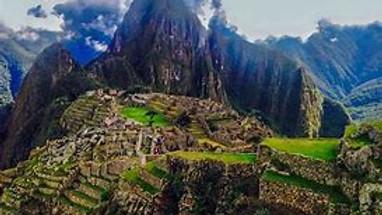 SALKANTAY PERU