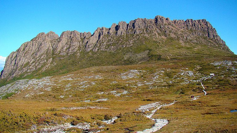 Overland Trail (Cradle Mountain)  2022