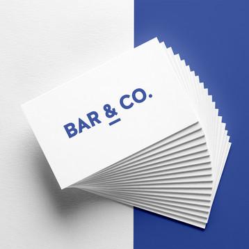 BAR & CO.