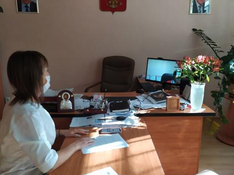Передвижной флюорограф тубдиспансера приступил к обследованию населения Старожиловского района