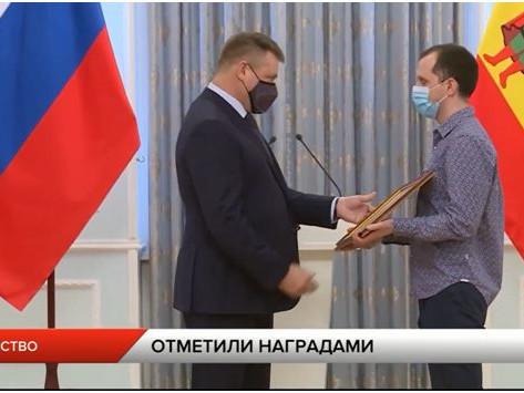 Заведующий рентгенологическим отделением Панин И.В. удостоен Государственной награды