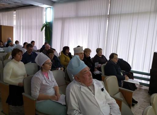 На областной конференции фтизиатров подведены итоги 2019 года и определены задачи на 2020 год