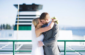 A Ferry Boat is THE perfect venue for a