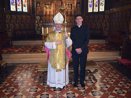 Rite of Admission to Candidacy for Holy Orders