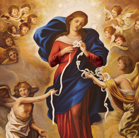 Our Lady Untier of Knots