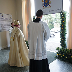 Opening of the Holy Door
