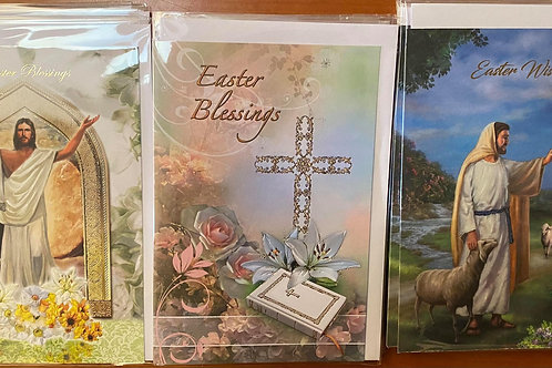 Pack of 3 Easter Cards