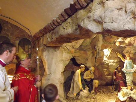 Blessing of the Bethlehem Shrine