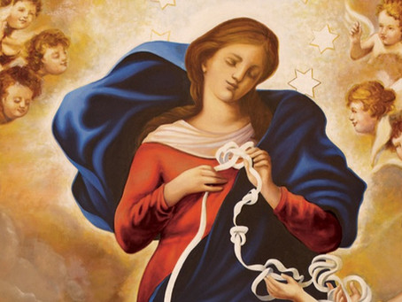 Novena to Our Lady Untier of Knots