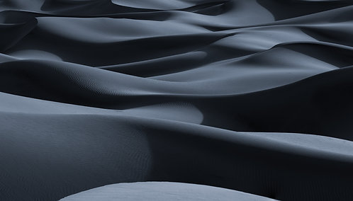 Sand Waves - Death Valley