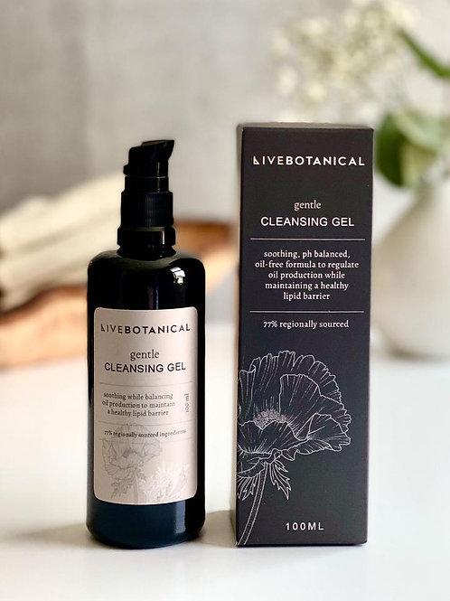 LIVE BOTANICAL - Gentle Cleansing Gel