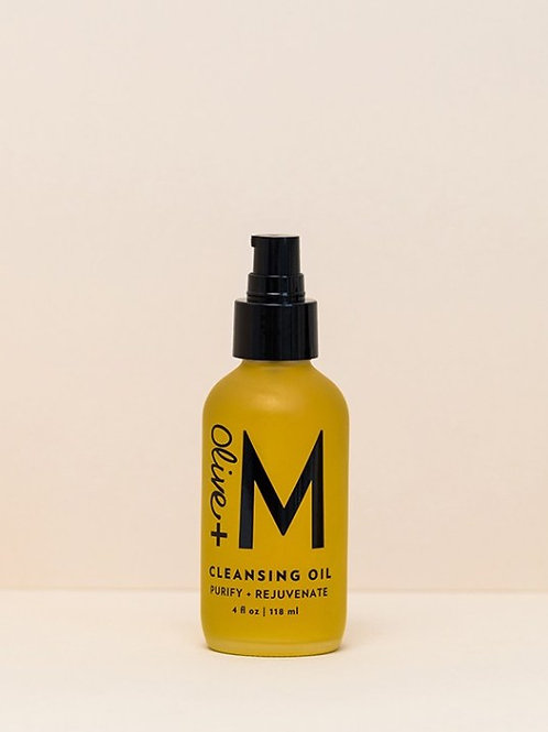 OLIVE + M - Cleansing Oil