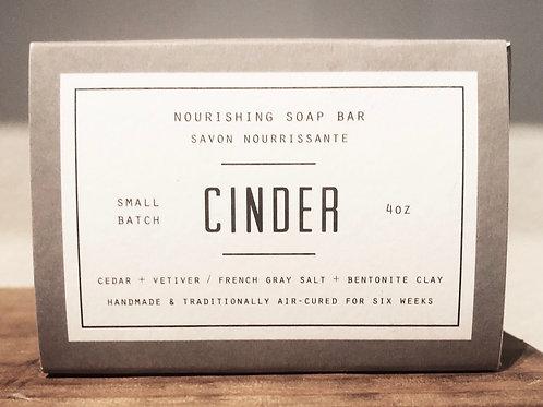 Woodlot - Cinder Soap