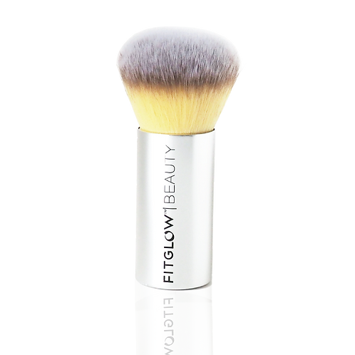 FITGLOW - Vegan Round Teddy Foundation Brush