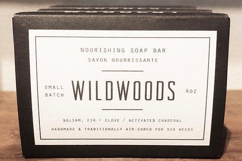 Wood lot - Wildwoods Soap