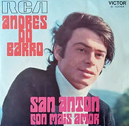 1970 Andrés Do Barro San Antón - Con mai