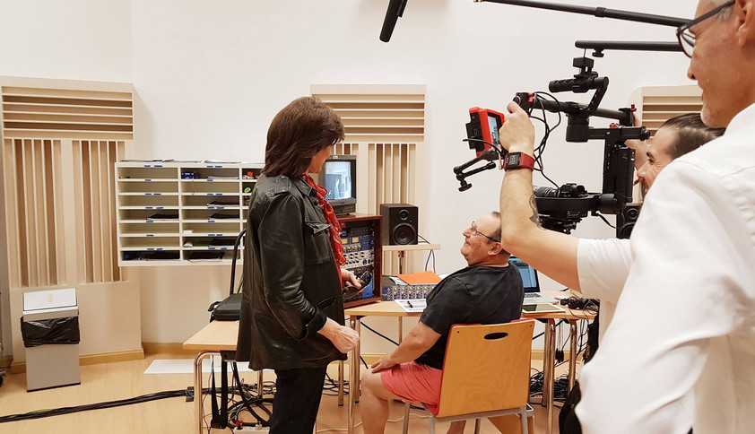 Grabación de documental Camilo Sinfónico
