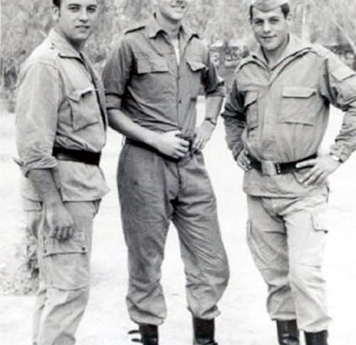 Servicio Militar 1968