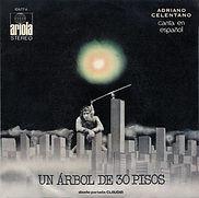 1972 Adriano Celentano Un árbol de 30 pi