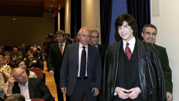 Camilo en Bujalance 2006