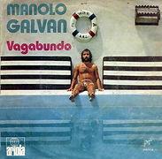 1972 Manolo Galván Vagabundo - El manzan