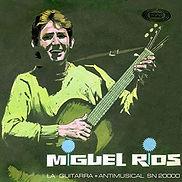 1966 Miguel Ríos La Guitarra - Antimusic