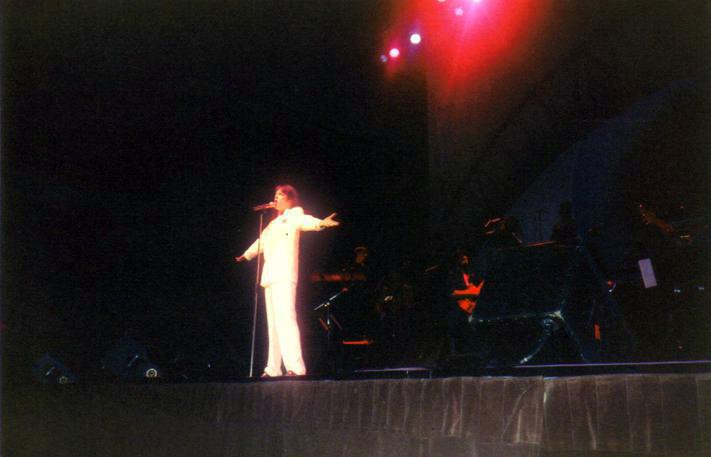 Camilo en concierto