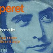 1971 Peret Borriquito - Qué cosas tiene