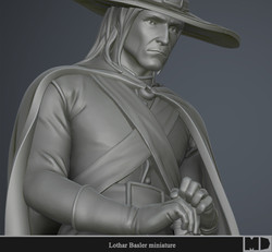 Lothar 90 mm - model for print