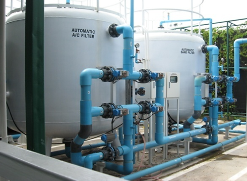 Recycle Water System