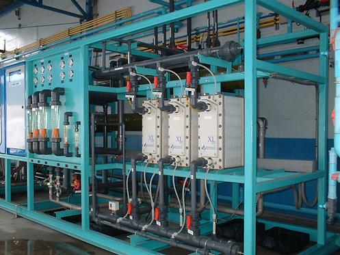 Electrodeionization System (EDI)