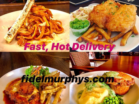 Fast, Hot Delivery