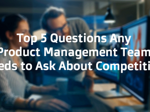 How to Use Competitive Intelligence in Product Management Teams?