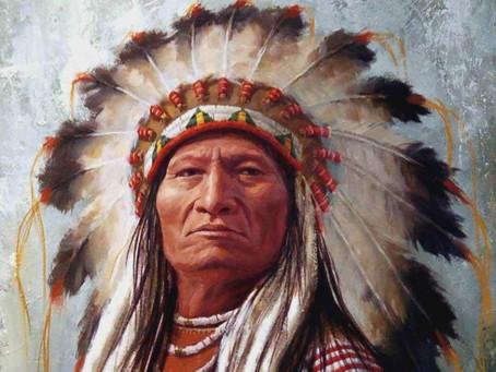 תחזיות וצ'יף אינדיאני זקן