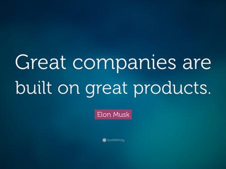 מוצר, מוצר, מוצר – אין החלטה יותר חשובה