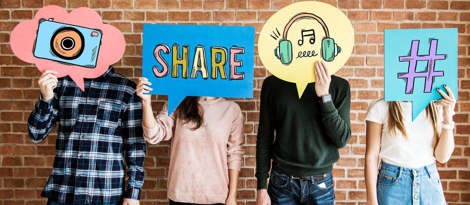 De acht grootste social media trends van het jaar